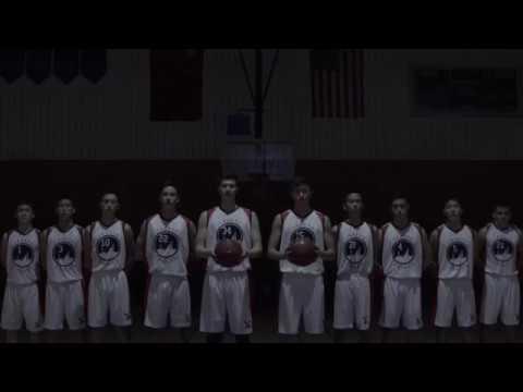 SASPX Boys Varsity Basketball 2016-17