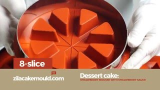 Zila Cake Moulds - a Revolution in Gastronomy - Short Introduction