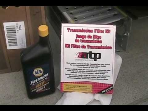 Transmission Torque Converter >> Transmission Flush - Ford Focus - YouTube