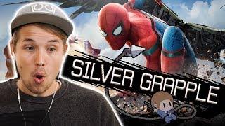 Jsem jak Spider-man [ Silver grapple ]
