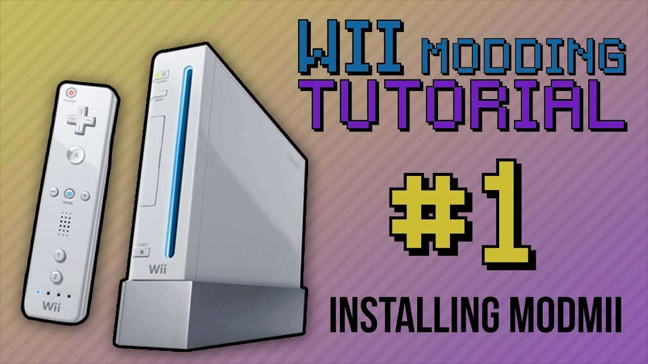 Tutorial - [Wii] How to Play Wii and GameCube Games from a