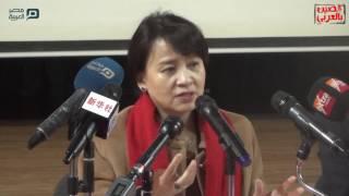 مصر العربية | تشين دونغ يون تتحدث عن مهرجان عيد الربيع الصيني