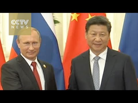 China, Russia expand energy cooperation, multiple deals sign