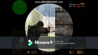 Partida #1 Counter Strike 1.6 - Mapa Iceworld