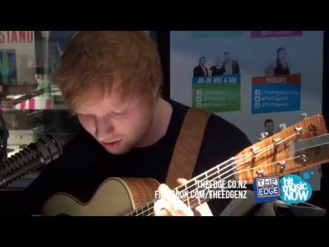 Ed Sheeran covers Lorde's Royals