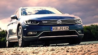 VW Passat Alltrack 2.0 TSI 4Motion Test Review - #ilovecars