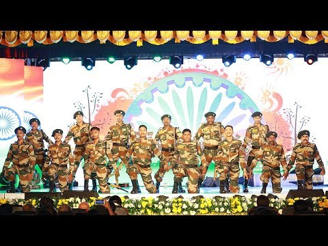 Best Indian Patriotic Dance Performance