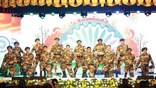 Best Indian Patriotic Dance Performance