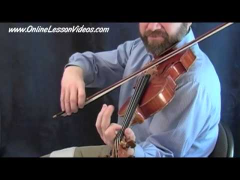 Classical Violin Lessons - Left Hand Technique Exercises by Paul Huppert