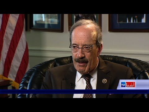 Interview with Congressman Eliot Engel . VOA Ashna TV