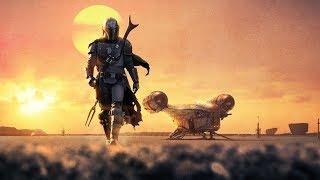 The Mandalorian Trailer Looks OK But Calm Down & Wait