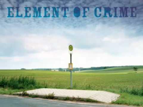 Element Of Crime  Wenn der Winter kommt