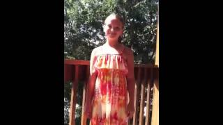 Cup Song Hanna Marie Cover