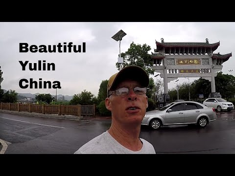 Yulin, China is a beautiful place to visit