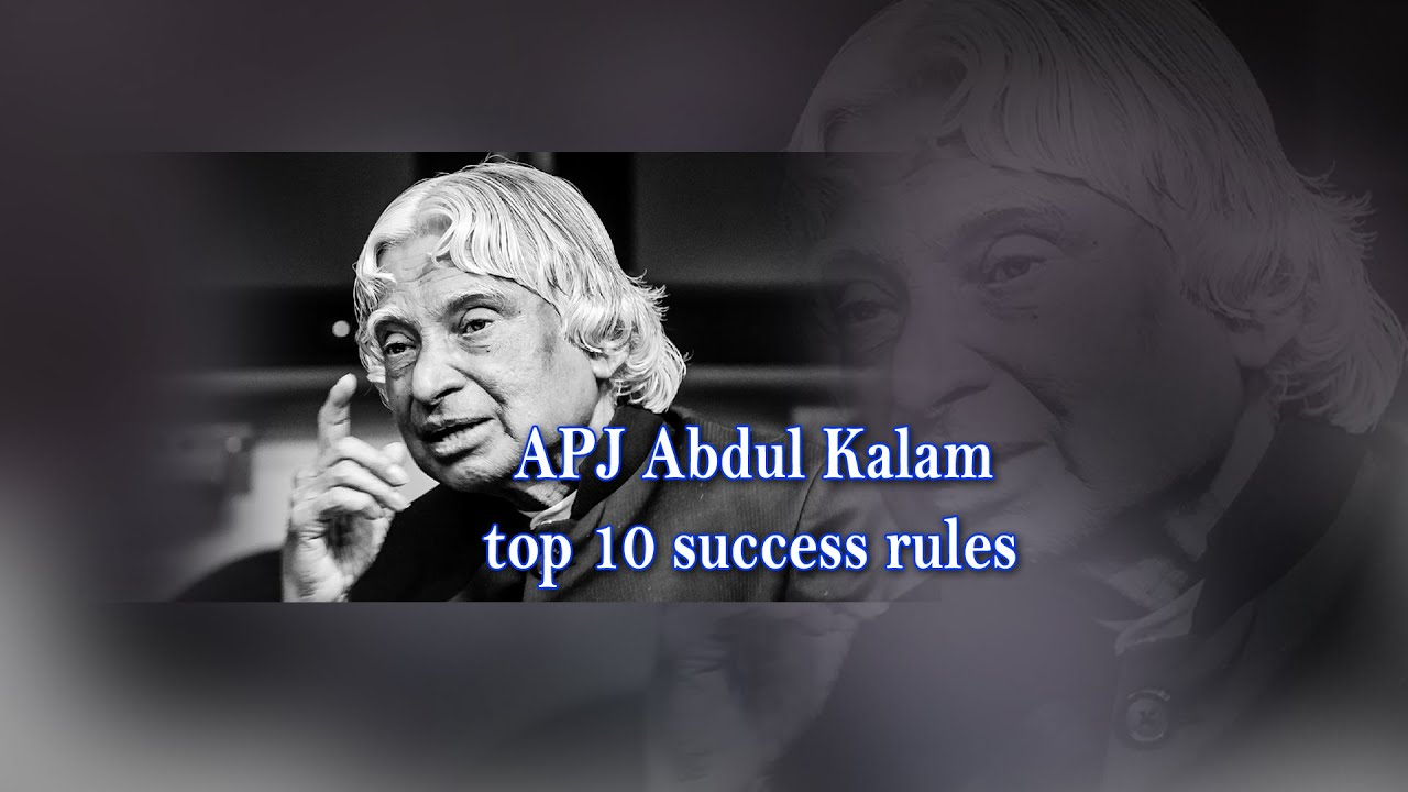 Popular Inspirational Quotes Most Popular Inspirational Quotes From A.p.j Abdul Kalam  Youtube