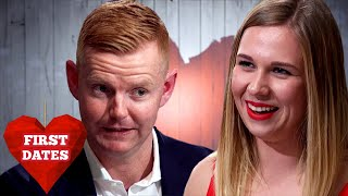 Serial Dater Anna Is Lining Them Up   First Dates Australia