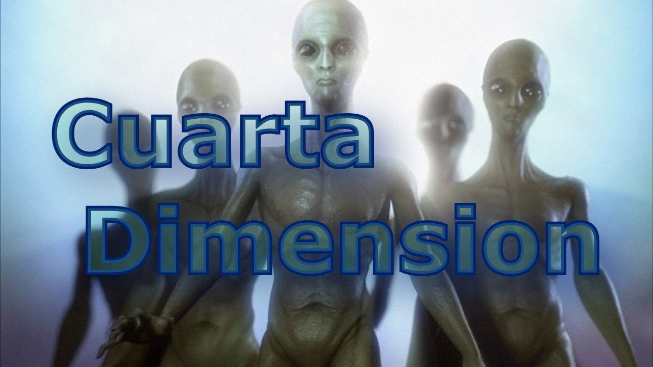EL MISTERIO DE LA CUARTA DIMENSION - YouTube