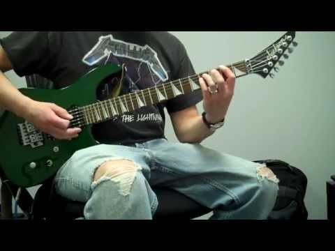 The Offspring - Come Out and Play Guitar Cover / Guitar Lesson