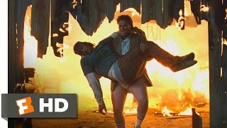Pineapple Express - You're Not Dying Today Scene (9/10) | Movieclips
