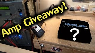 The Amp Lab - AMP GIVEAWAY CONTEST!
