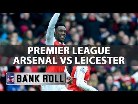 Arsenal vs Leicester | Premier League Football Predictions | 11/08/17