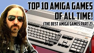 Top 10 Amiga Games of All Time!