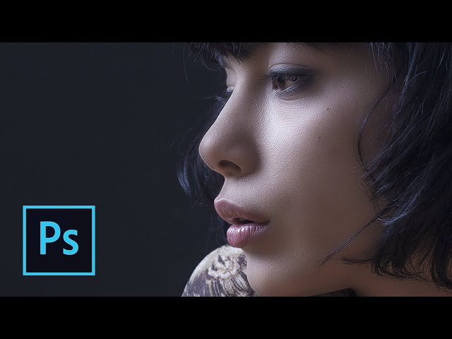 Photoshop Tutorial: Beauty Skin Retouch - Remove Blemish and Acne