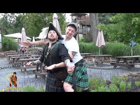 Pennsylvania Renaissance Faire 2017 - The ComicBookGeek and Friends