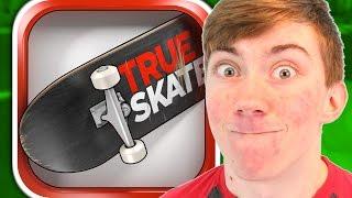 TRUE SKATE (iPhone Gameplay Video)