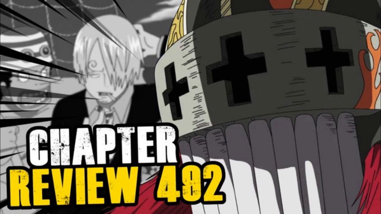 One Piece Chapter 492 Review~Iron Mask Duval - YouTube