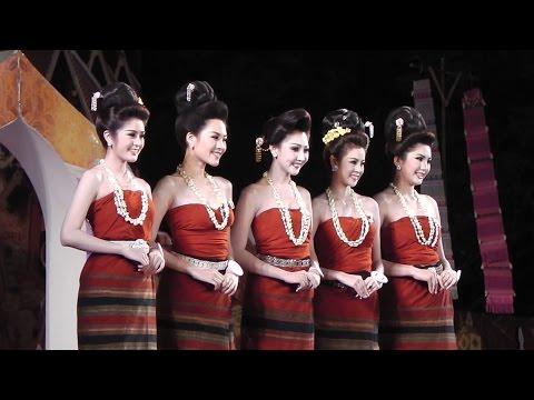 ประกวดสงกรานต์เชียงใหม่2559/Chiang Mai Songkran Festival Contest Miss&Mr 2016 part-4