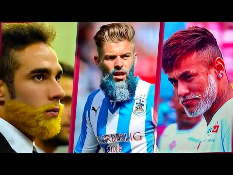 Thumbnail: Footballers With Finest Beards ▶ Just For Fun ▶