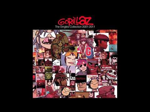 Gorillaz - Clint Eastwood (Hi-Res) HD
