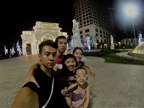 Summer 2014 | Hanoi Royal City |