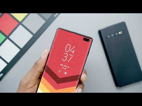 download The Samsung Galaxy S10 Model!