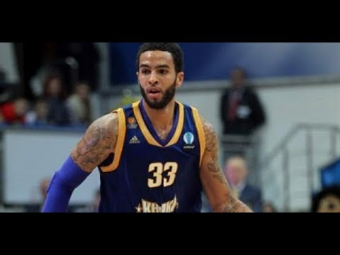 "TYLER ""AIR"" HONEYCUTT // NEW PLAYER FOR KHIMKI MOSCOW"