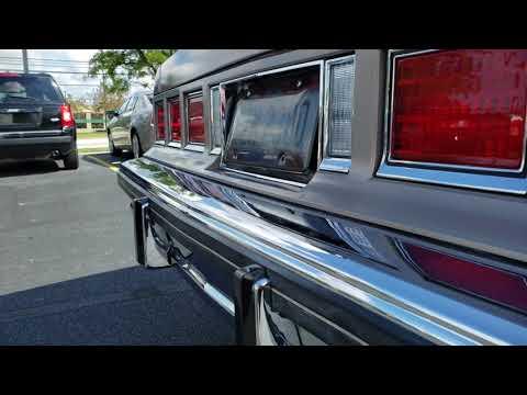 1984 Chevrolet Caprice Classic 5.0 - 8500 Original Miles