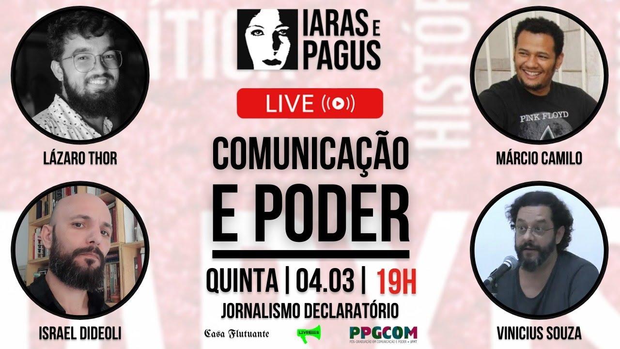 Comunicação e Poder: Jornalismo Declaratório