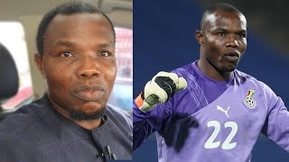 RICHARD KINGSON TELLS THE STORY -One of Africas greatest-ever goalkeepers