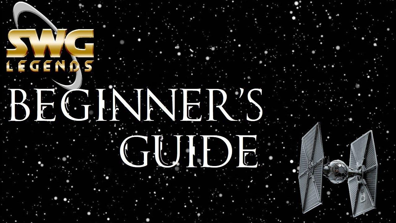 SWG Legends - Beginner Guide for NGE (Vet Rewards, Buffs, Flash Speeder,  and More!)