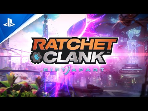 『Ratchet & Clank:Rift Apart(仮称)』 – Extended Gameplay Demo I PS5(英語版)
