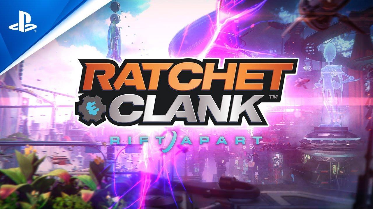 『ラチェット&クランク パラレル・トラブル』Extended Gameplay Demo I PS5(英語版)