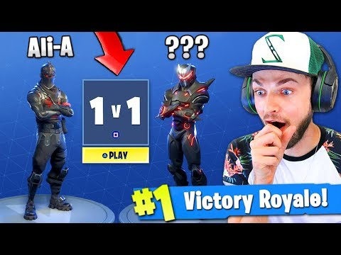 The 1v1 you've *ALL* been WAITING FOR! (Fortnite: Battle Royale)