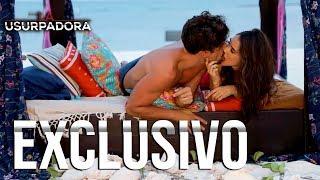 DETRÁS DE... Escape de Paola y Gonzalo en el 'Bora Bora' | La Usurpadora | Las Estrellas
