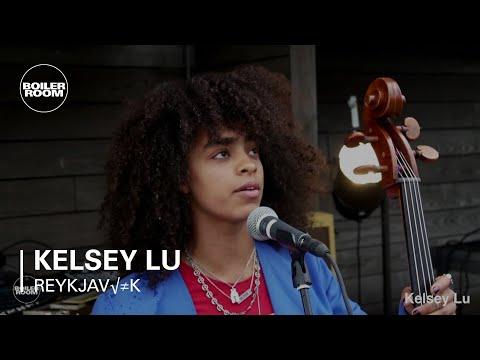 Kelsey Lu Boiler Room Reykjavík Live Performance