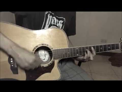 Moves Like Jagger Chords Image Collections Chord Guitar Finger