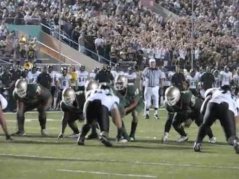 High School Football: Long Beach Poly vs. Servite 2009