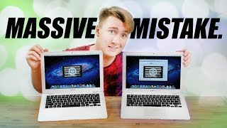 I Bought 2 Macbook Airs For $100! Big Mistake?