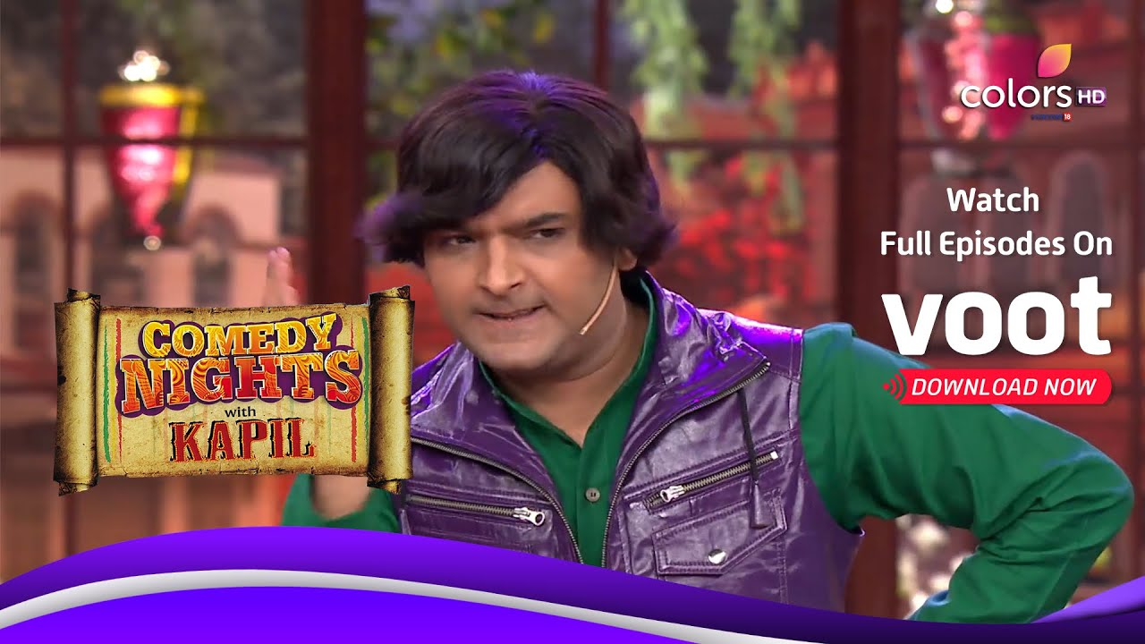 Download Comedy Nights with Kapil   Kapil's Father-In-Law Recounts How He Was Beaten Up