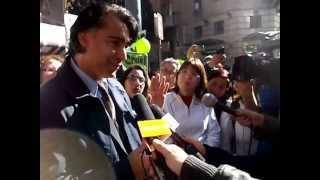 HUELGA LEGAL FARMACIA CRUZ VERDE TVN 24 HORAS ESCONDE LA NOTICIA